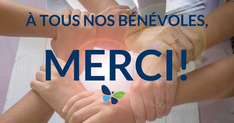 Journée internationale des bénévoles – Hommage aux gens de cœur.