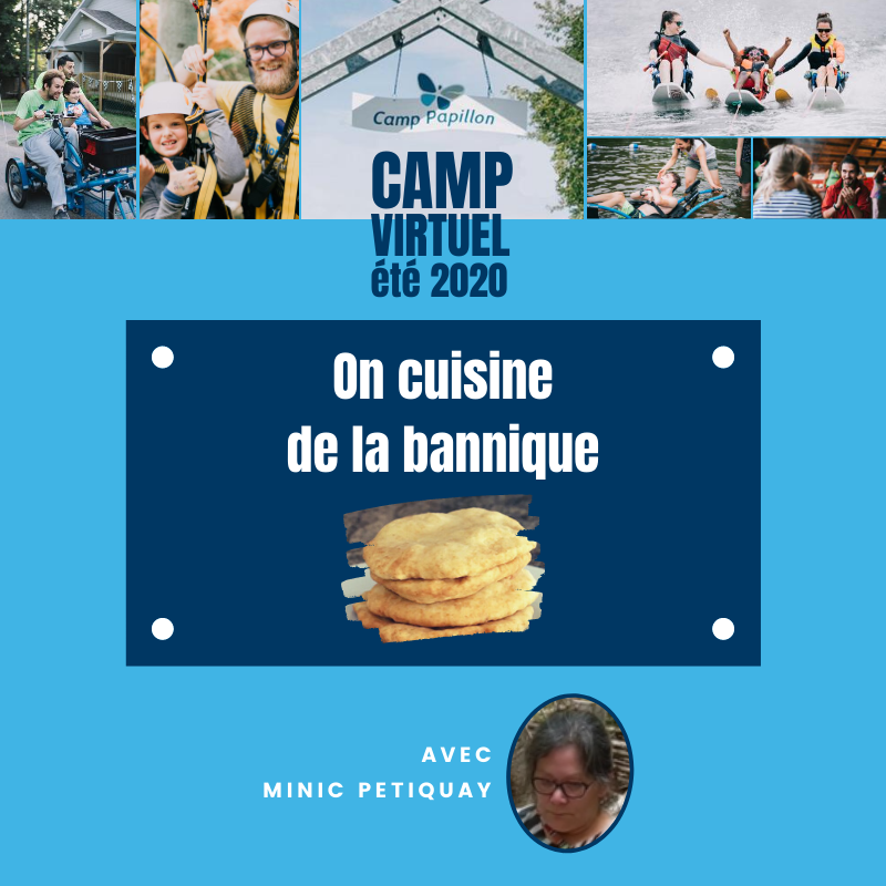 On cuisine de la bannique