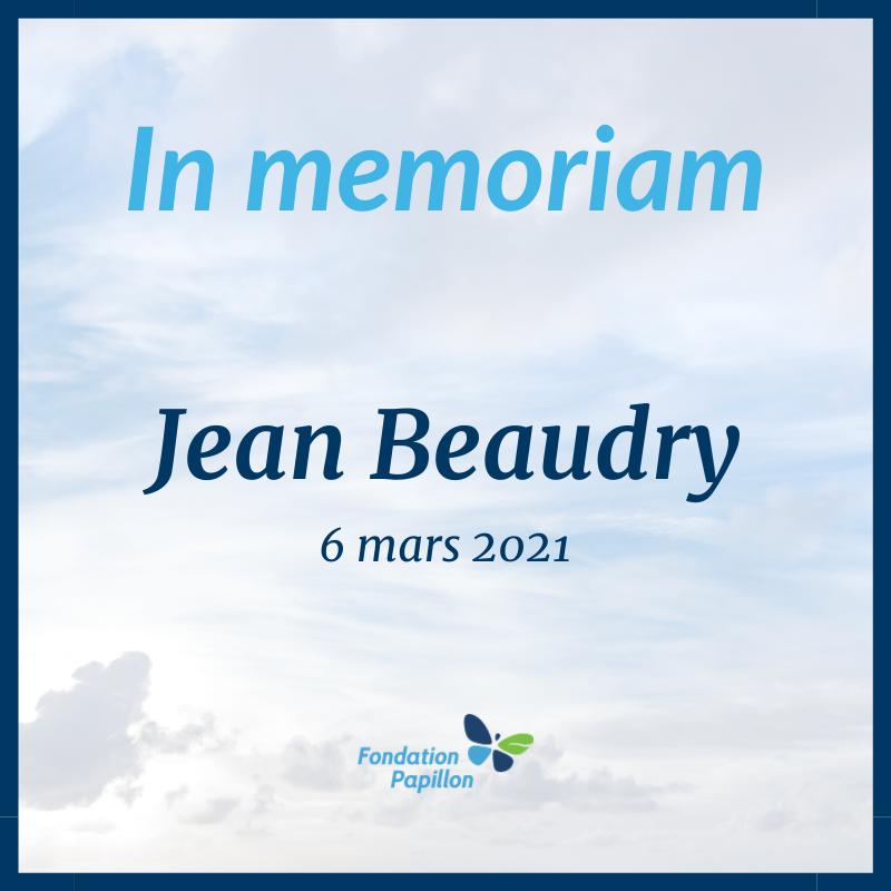 In Memoriam_Jean Beaudry